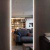 Gương đèn led soi toàn thân treo tường
